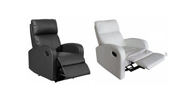 sillon relax reclinable duehome