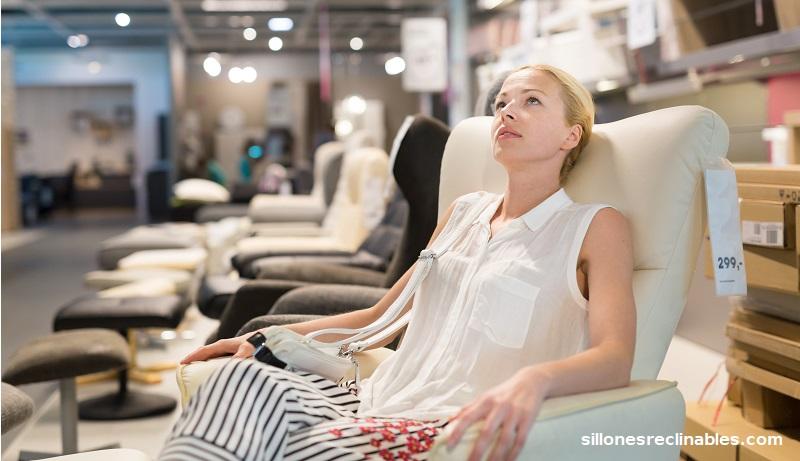 comprar butaca reclinable online