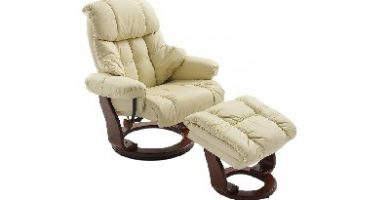 sillon reclinable giratorio