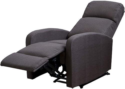 Astan Hogar Confort Plus Sillón Relax con Reclinación Manual