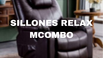 sillones relax mcombo