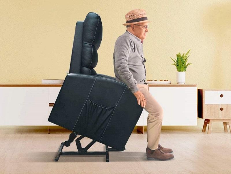 sillones personas mayores movilidad reducida